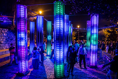 Jerusalem Light Festival 2017