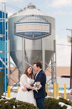 Amanda and Eric - Wedding Party