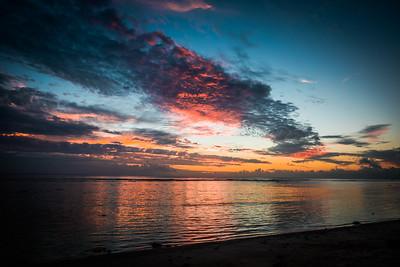 Raro Sunsets