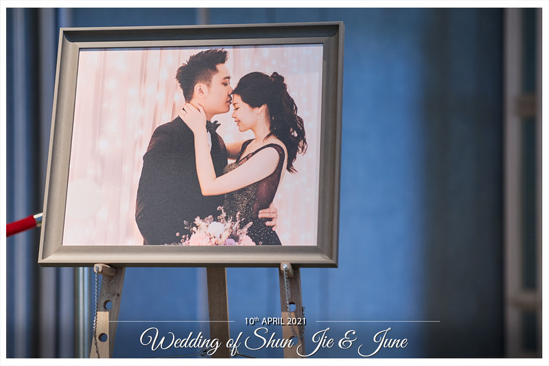© Wedding of Shun Jie & June   SRSLYPhotobooth.sg