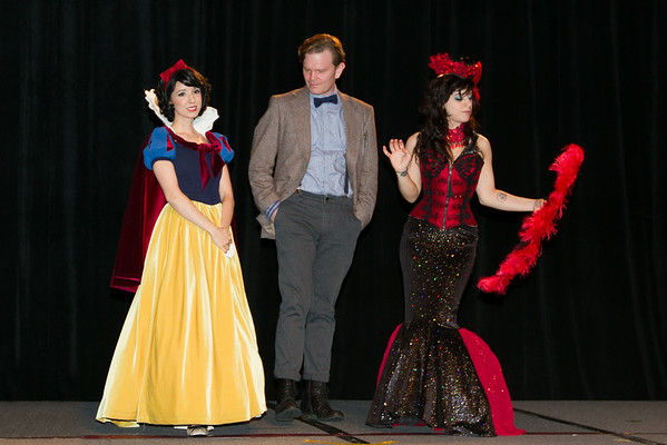 Cosplay Contest Results