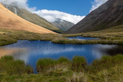 Day 4 - Fohn Lakes to Hidden Falls Creek