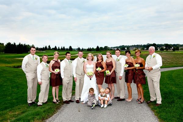 Calhoun - Wedding Party