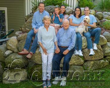 Maas Family 2021
