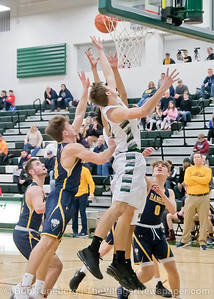 Westlake-North Ridgeville Basketball Feb 7, 2020