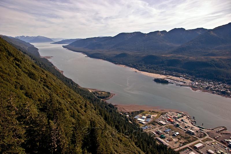 Gastineau Channel, Juneau, Alaska