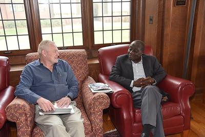 Gray Colloquium 12.1.16 - Dr. Pashington Obeng