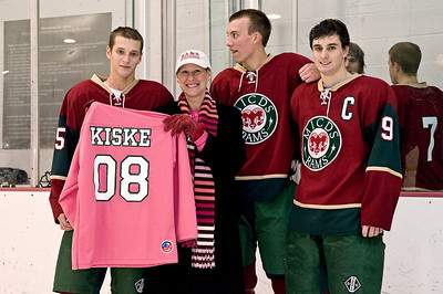 Skate for a Cure Ceremony