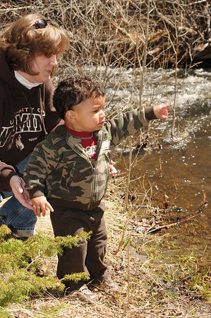 Creek Walk - May 2008