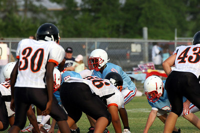 Cocoa at Rockledge Spring Football