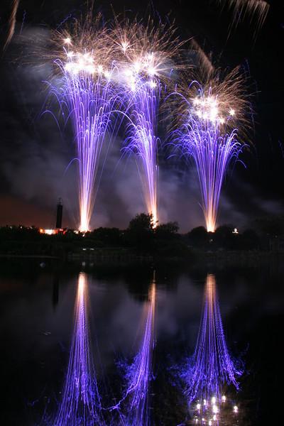 Southport 2008 Allstar fireworks