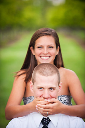 Mitch & Megan Engagement