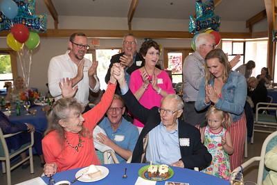 Vic's 90th Birthday 7-20-19