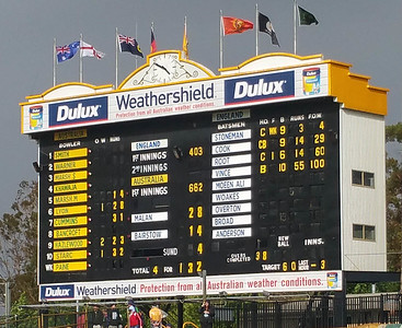 2017_12_14-18 Last WACA Ashes Cricket Test