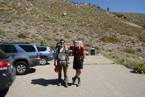 Middle Palisade Peak June 7-8, 2013