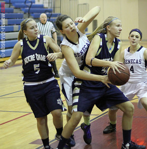 Watkins Girls Basketball 1-4-13
