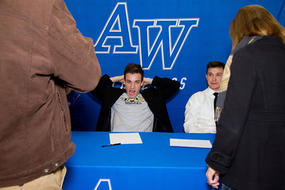 AW Signing Day