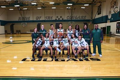 2019 Connally Girls Basketball