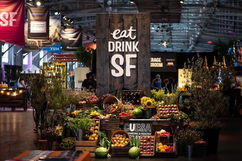 2018 Eat Drink SF