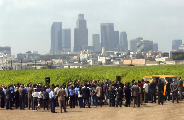 2005, Press Event