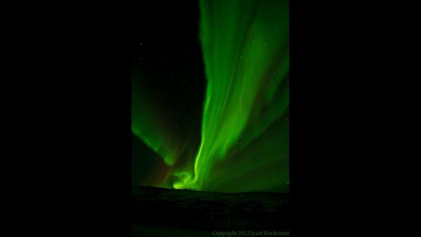 aurora borealis montage
