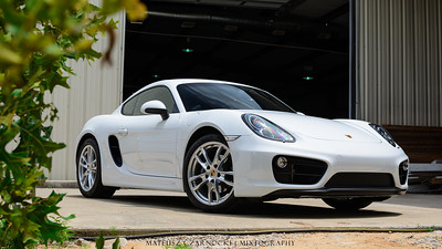 Porsche Cayman - Auto Shield Columbia