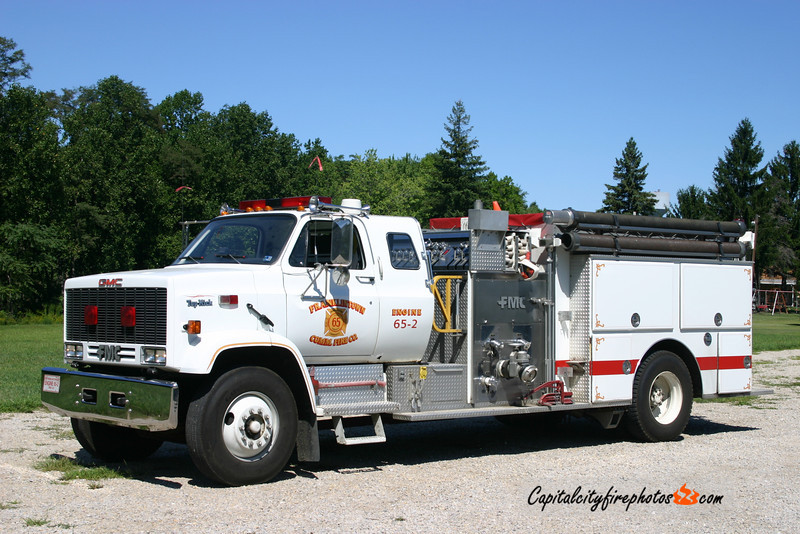 Franklintown Engine 65-2: 1990 GMC/FMC 1250/1000  (** sold to Girardville, PA in 2013 **)