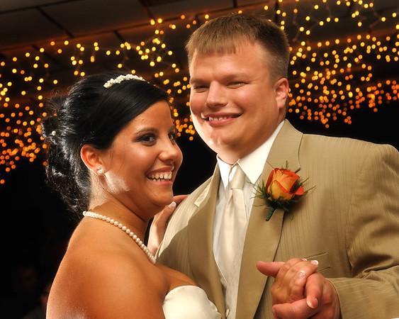 Jamie and Whitney Martin Wedding