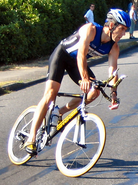 2005 Cadboro Bay Triathlon - Epic form from Gord Christie