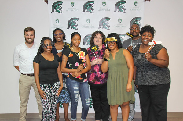 Washington Graduation Reception - Summer 2018