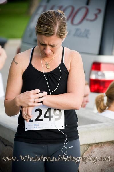 Wasatch Woman Love Your Body 5K run/walk and10K run