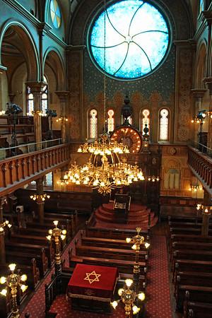 Synagogue on Eldridge Street - 2016