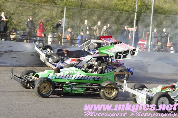 Superstox, Northampton 23 April 2106