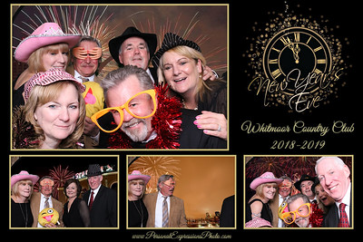 2018 - 2019 Whitmoor New Year's Eve