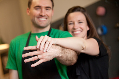 Shannon & Kyle's Ring Making Session