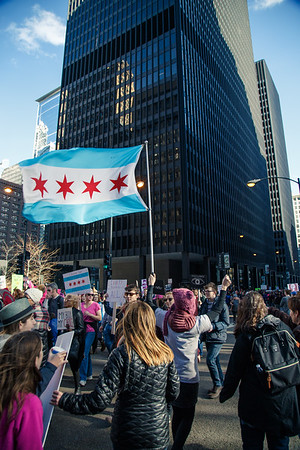 Chicago Women's March