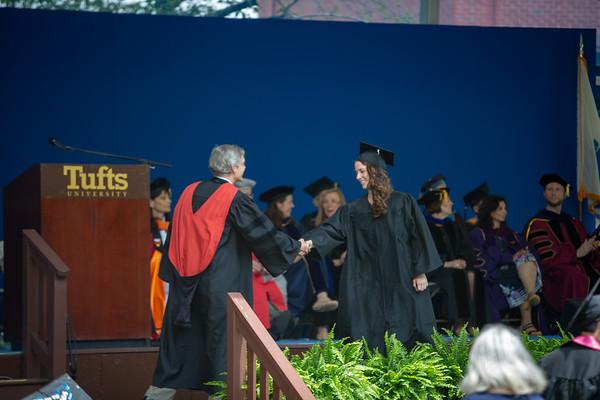 May 20, 2018 - Olivia graduates