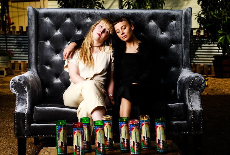 Gracie and Rachel