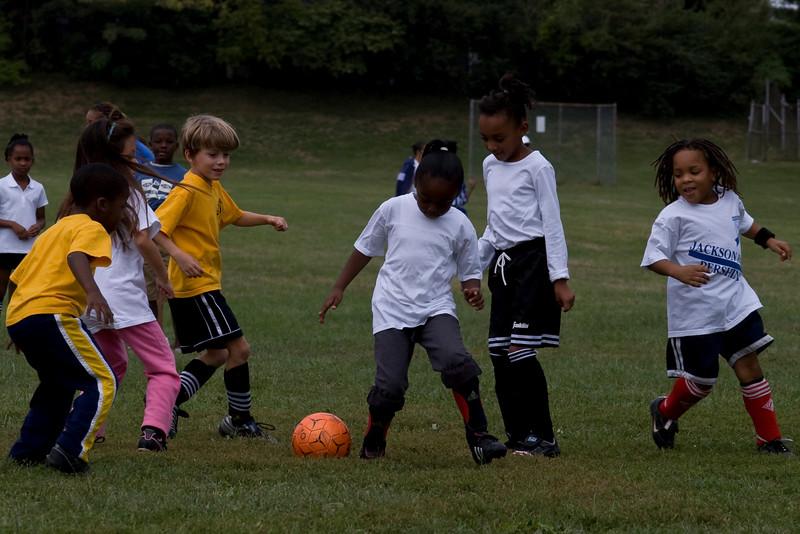 U. City United Soccer 2007