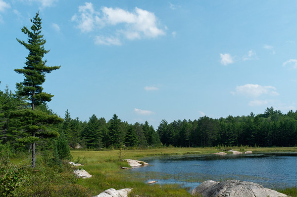 Abes and Essens Trail - Bon Echo Provincial Park - August 4th to 6th 2012