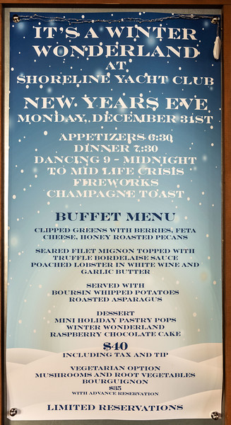 2018 New Year's Eve Party