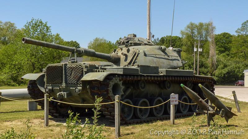 VFW Post 8846 - Muskegon, MI - M60A0