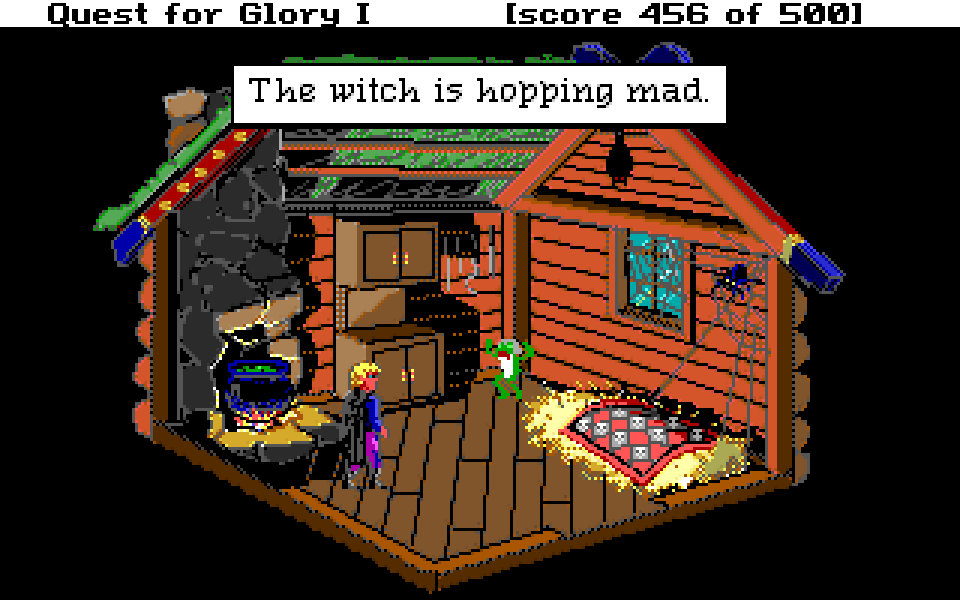 Quest for Glory I beat Baba Yaga photo sciv_288.png