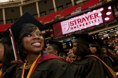 Strayer Graduation