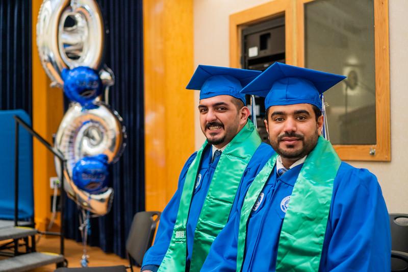 Saudi Student Association Grad Celebration