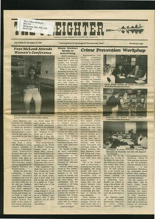 Freighter 1985 November 13
