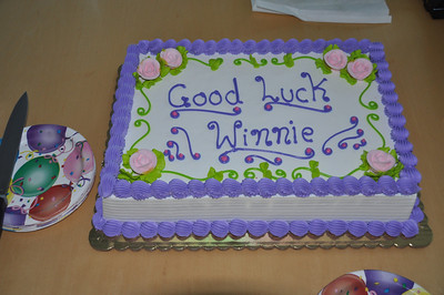 2013 Winnie's Farewell