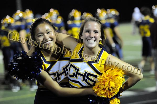 2012 Varsity Cheer
