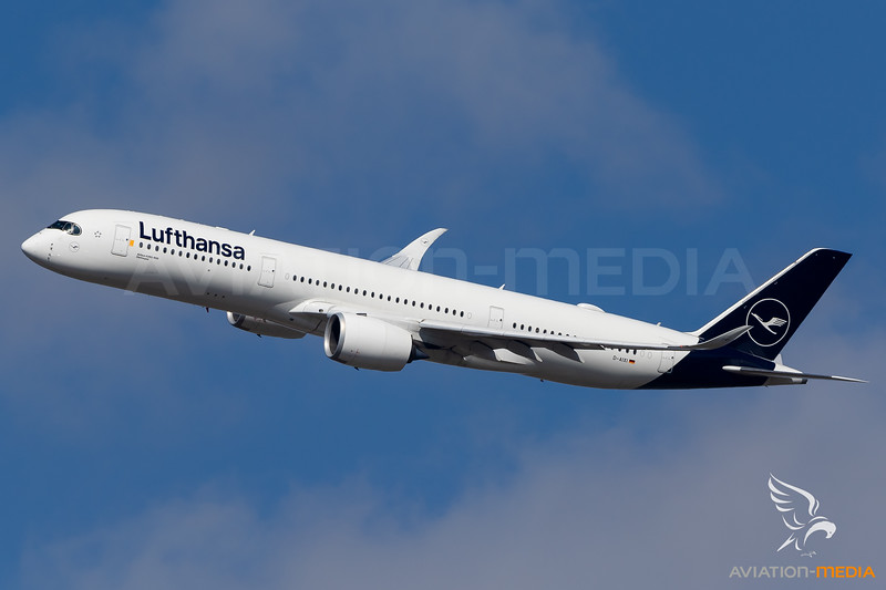Lufthansa / A350-900 / D-AIXI