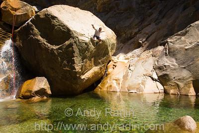2006 08-27 Tenaya Canyon
